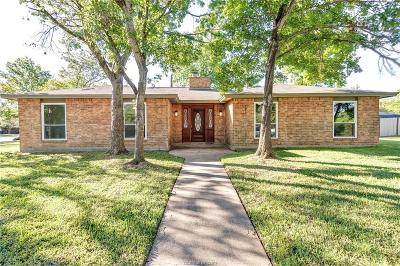 College Station Single Family Home For Sale: 1222 Haines Drive