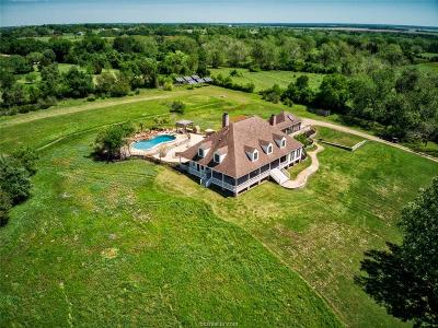Washington County Single Family Home For Sale: 10865 Old Stagecoach Rd.
