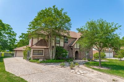 College Station TX Single Family Home For Sale: $340,500