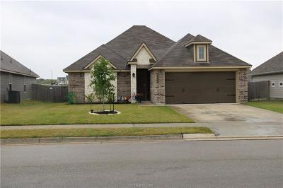 Bryan Single Family Home For Sale: 2126 Dumfries Drive