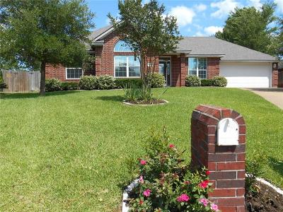 College Station TX Single Family Home For Sale: $230,000