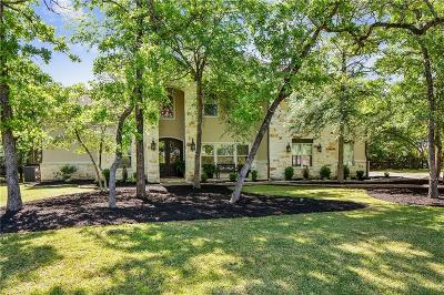 College Station TX Single Family Home For Sale: $589,000