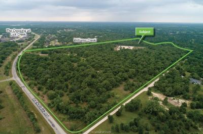 College Station Residential Lots & Land For Sale: 0000 Rock Prairie Road