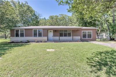 Bryan Single Family Home For Sale: 2304 Staunton Drive
