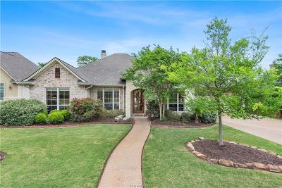 Brazos County Single Family Home For Sale: 5307 Riviera Ct