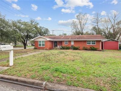 College Station Rental For Rent: 1204 Goode Drive