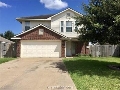 College Station Rental For Rent: 602 Plano Drive