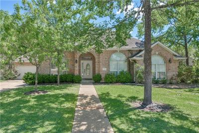 College Station Rental For Rent: 4607 Shoal Creek Drive