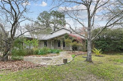 College Station Single Family Home For Sale: 4711 Enchanted Oaks Drive