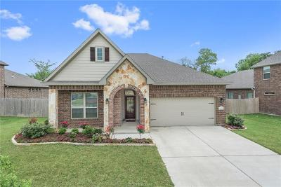Bryan Single Family Home For Sale: 2905 Archer Drive