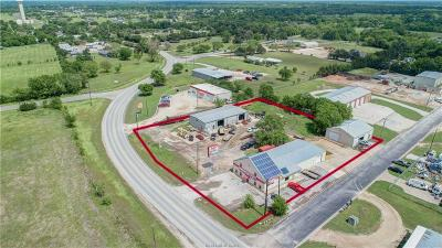 Bryan Commercial For Sale: 6224 Fm 1179