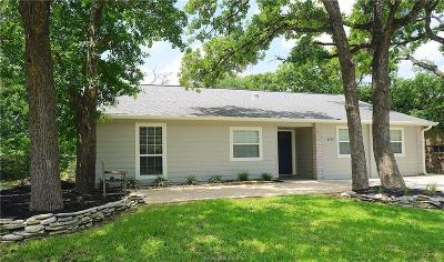 Brazos County Single Family Home For Sale: 1112 Westover Street