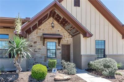 College Station Condo/Townhouse For Sale: 3211 Corporal Road