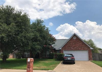 College Station Rental For Rent: 606 Hasselt