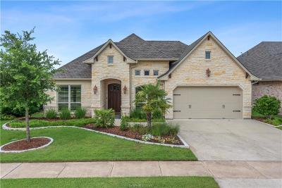 College Station Single Family Home For Sale: 5117 Stonewater Loop