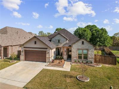 Bryan Single Family Home For Sale: 2961 Boxelder Drive