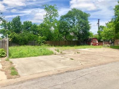 Bryan Residential Lots & Land For Sale: 110 Lynn Drive