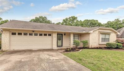 Single Family Home For Sale: 1200 Van Horn Drive