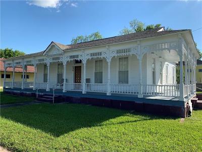 Grimes County Single Family Home For Sale: 404 South La Salle Street
