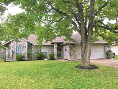 Bryan Single Family Home For Sale: 5605 Middlebury Drive