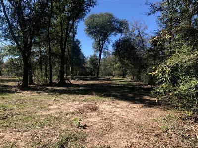 bryan Residential Lots & Land For Sale: 14602 Jack Creek Road