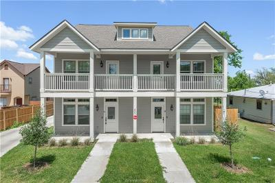 Bryan , College Station Multi Family Home For Sale: 401 Nimitz Street #A&B