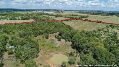 Caldwell Residential Lots & Land For Sale: Cr 114 (39.62 Acres)