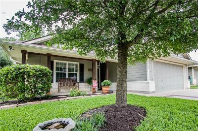 Bryan Single Family Home For Sale: 1718 Summerwood Loop