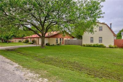 Milam County Single Family Home For Sale: 103 Wuensche