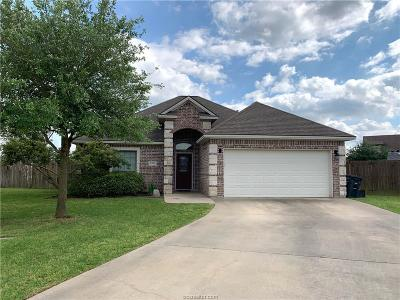 Single Family Home For Sale: 3211 Toni Court