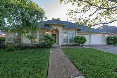 College Station Single Family Home For Sale: 9305 Bloomfield Lane
