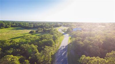 College Station Residential Lots & Land For Sale: 1.586 Acres Millican Meadows Circle