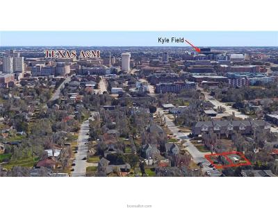 bryan Residential Lots & Land For Sale: 4108 Aspen Street