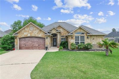 Bryan Single Family Home For Sale: 2905 Castellon Court