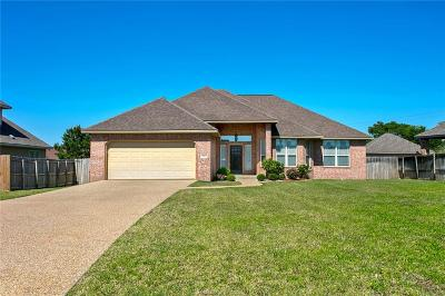 Single Family Home For Sale: 3302 Keefer Loop