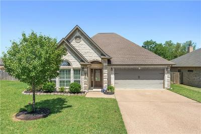 Bryan Single Family Home For Sale: 2701 Colony Creek Drive