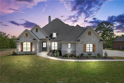 College Station Single Family Home For Sale: 2112 Joe Will Dr.