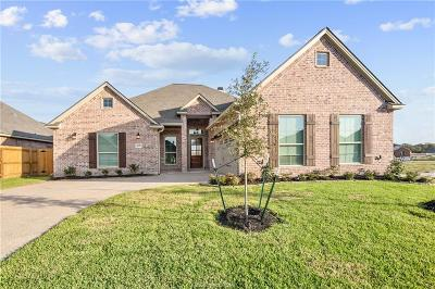 College Station Single Family Home For Sale: 1705 Blanco Bend Drive