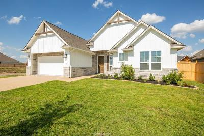 Bryan Single Family Home For Sale: 5119 Maroon Creek Drive