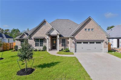 College Station Single Family Home For Sale: 1911 Spanish Moss Drive