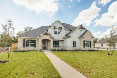 College Station Single Family Home For Sale: 1921 Spanish Moss Drive