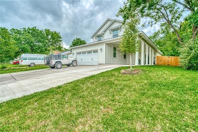 College Station Single Family Home For Sale: 501 Dogwood Street