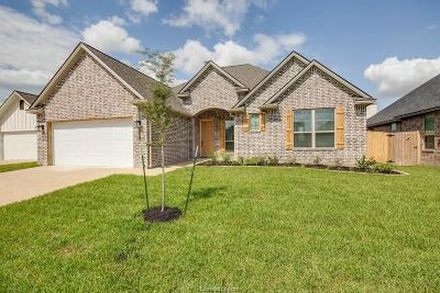 College Station Single Family Home For Sale: 4007 High Creek Court