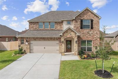 College Station Single Family Home For Sale: 2708 Talsworth Drive