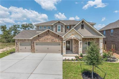 College Station Single Family Home For Sale: 2706 Cainhorn Court