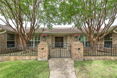 College Station Single Family Home For Sale: 1800 Lawyer Place