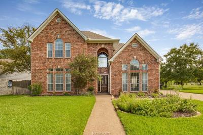College Station Single Family Home For Sale: 8713 Sandstone Drive