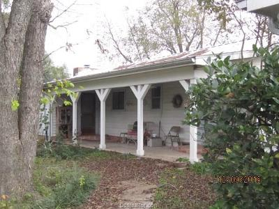 Robertson County Single Family Home For Sale: 9523 West Fm 1644 Farm To Market Road