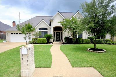 College Station Single Family Home For Sale: 8425 Turtle Rock Loop