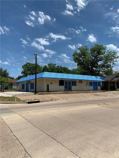 Bryan Commercial For Sale: 309 West 21st Street